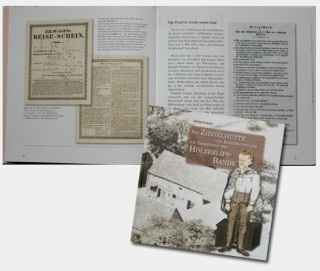 Die Ziegelhütte von Babenhausen und die Ergreifung der Hölzerlips – Bande